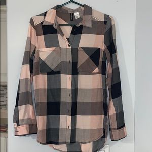 plaid divided size 2